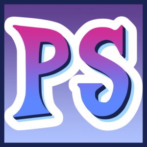 Ponyscape Abbreviated Logo